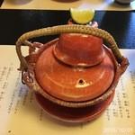 柚木元 - 土瓶蒸し外観