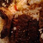 42767542 - beef&garlicrice