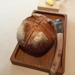 ロワゾー・パー・マツナガ - 2015/09 自家製パンになりました