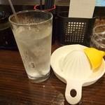 42771079 - 生絞りレモンサワー(1)