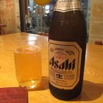 東遊記 陳 - 2015.8 瓶ビールが税込450円!