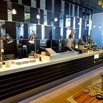 ホテルクレメント徳島 - 朝食会場となる『ダイニングカフェ クレメント』(2015年9月)