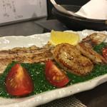 お惣菜・和ごはん ちょうど - 太刀魚かぶの葉ソース