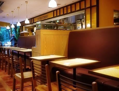 ロクシタンカフェ 池袋店
