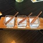 gyuutanyakitodategohandatenariya - 各種塩