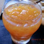 4279193 - 黄色い野菜と果物のジュース♪
