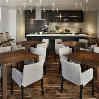 キッチンスタジオ:10名~30名様収容のレンタルスペース