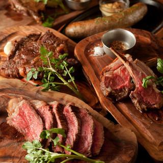 ニクバル・ボナペの塊肉