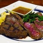 ニューヨークグランドキッチン - ランプ肉