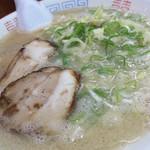 麺屋 多吉 - ラーメン550円。