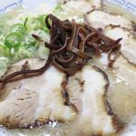 麺屋 多吉 - チャーシューメン700円。