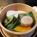 HANA吉兆 - 野菜蒸し焼き