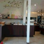 natural bakery cram - 店内