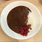 キッチンモモ - カレー 490円