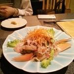 五郎八 - 海鮮サラダ中華風