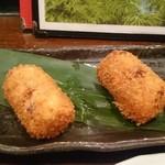 福は家 - 昔なつかしお肉屋さんのコロッケ    ¥480