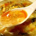彩蓮 - 酸味と辛味のバランスが絶妙!(2015,09/29)
