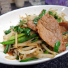 Mifuku - 料理写真:肉ニラ