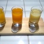42801283 - 10FACTORY みかんジュース飲み比べセット fromグリーンロール
