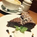 ポップフード - ケーキ&CAFE★セットあります★