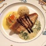 プチレストラン 雅司亭 - お魚料理