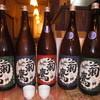 ぶどう組 - ドリンク写真:山本杜氏の懇親の酒
