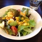 ティアラ - ランチセットのサラダ