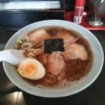 バーガー角 - チャーシューメン