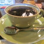茶房むべ - 相方のチョイスカップ