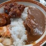 マリーナ - カレー、ハンバーグ、唐揚げ
