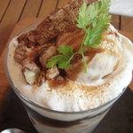 サクラ カフェ - Ussyパフェ
