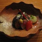 蛍屋 - 和牛とかますの焼き物