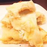 スパイシア - チーズナン