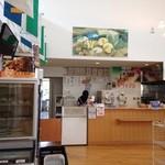 ひがしもこと乳酪館 - 一応店内の一部