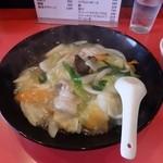 桃林園 - 料理写真:中華丼