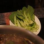 老四川 - 青梗菜