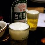 老四川 - 台湾ビール 110元