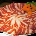 老四川 - アメリカ牛肉