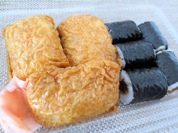 稲荷ずし 松むら 千住店 - 稲荷寿司とかんぴょう巻