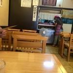 中清 - 稚鮎の天ぷらのはりが…