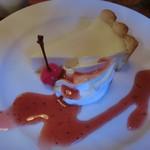 42815875 - 吹田市の老舗ケーキ屋さんのチーズケーキ。