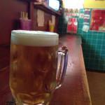 カタコト - 生ビール(タイガービール)550円