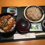 京ぜん - 料理写真:かき揚げ丼