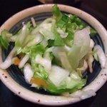 てらうち - オシンコ(塩強め)