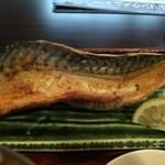 銀しゃり食堂 - 料理写真:さばアップ
