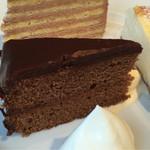 GINZA HABSBURG VEILCHEN - 【ザッハトルテ】大定番。甘さは控えめで軽い口当たり。