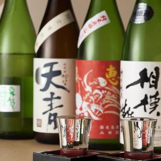 【日本酒にこだわる】全国各地の日本酒を店主が厳選