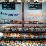 カフェ ガーデン - ハロウィン限定のパンが勢ぞろい!