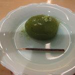 恵比寿 いっこん - 抹茶の吉野葛