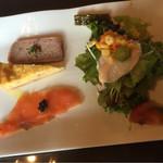 レガーロ - (C)ランチの前菜